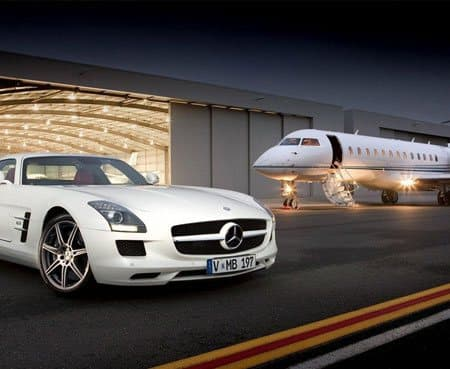 Luxury Transportation Vehicles Worldwide